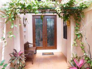 561 Via Verona Front Door Entrance