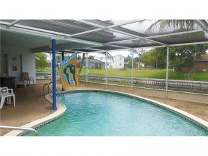 630 Coconut Creek Pool Patio Area